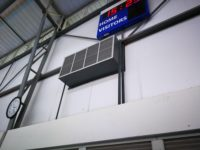 Dainfern College evaporative cooling 2