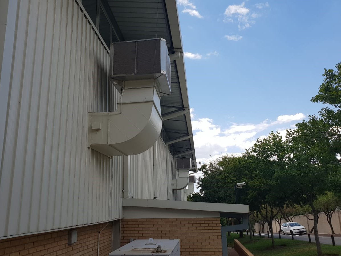 Dainfern College evaporative cooling 5